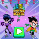 Teen Titans Superhero Maker