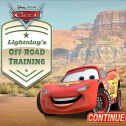 Cars: Lightning's Offroad Training
